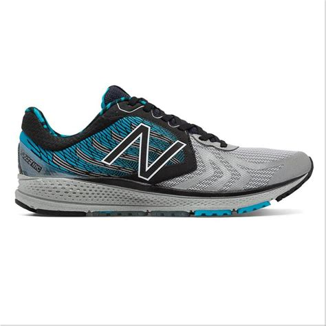 nb sports shoes new balance vazee pace v2 nyc sport shoes black and white