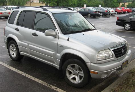 2002 Suzuki Vitara 2002 Suzuki Grand Vitara Information And Photos Momentcar
