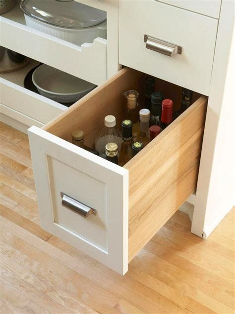 Can You Add Soft To Existing Drawers by 17 Best Ideas About Liquor Storage On Small