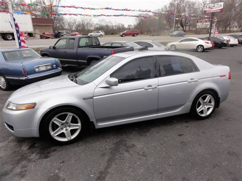 2005 acura tl 5 speed at with navigation system salem