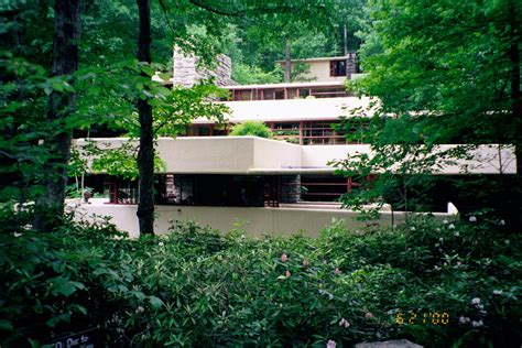 fallingwater house large fallingwater photos south elevation frank lloyd wright