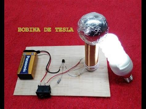 tesla potente casero c 243 mo hacer una bobina de tesla muy f 225 cil de hacer