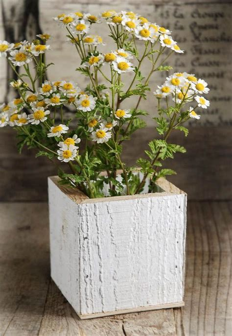 Rustic Wood Planters by Rustic Wood Planter For The Home