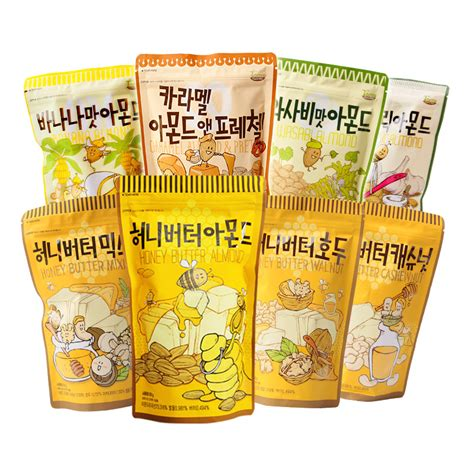 Sunnuts Honey Butter Almond 30gr 17 shiok food all singaporeans need to snack on this cny