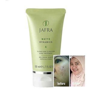 Clear Pore Clarifier Jafra produk kosmetik jafra clear pore clarifier