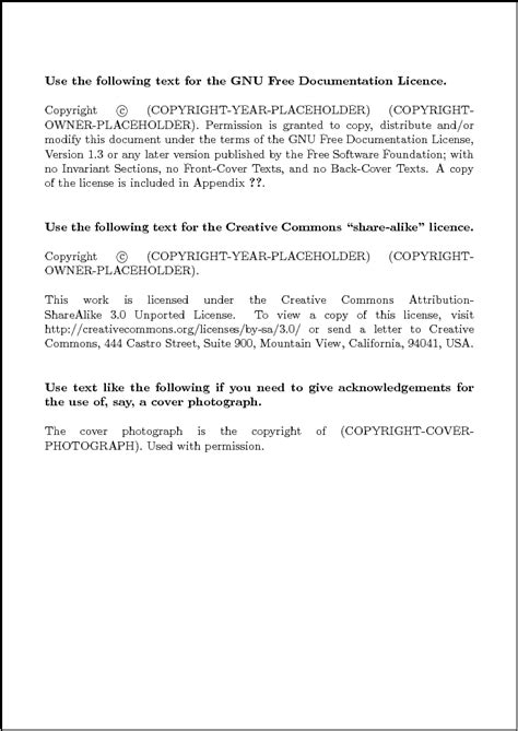 the business of book publishing the copyright page the
