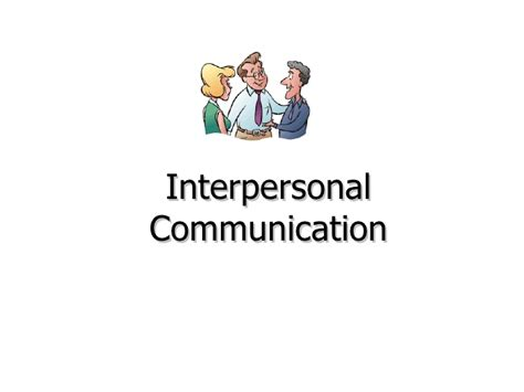 interpersonal communication skills pictures to pin on