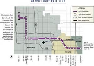 light rail map schedule