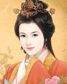 new chinese girls painting chinese girl painting on pinterest