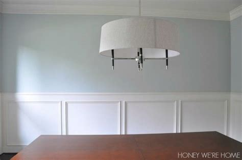 How To Hang Curtians New Dining Room Paint Sherwin Williams Comfort Grey