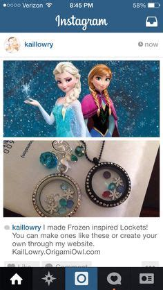 Kaillowry Origami Owl - origami owl locket ideas on origami owl