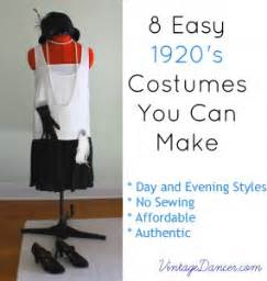 8 easy 1920s costumes you can make