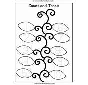 Tracing – 1 Worksheet / FREE Printable Worksheets Worksheetfun