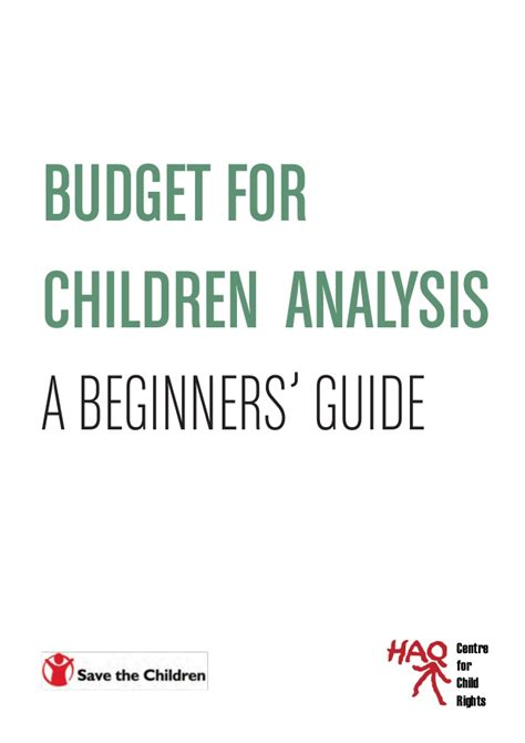 how to analyze beginner s guide to learn the of analyzing volume 1 books budget for children analysis a beginners guide