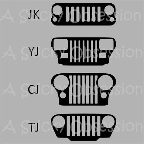 jeep cj grill logo 178 best images about jeep on pinterest 2014 jeep