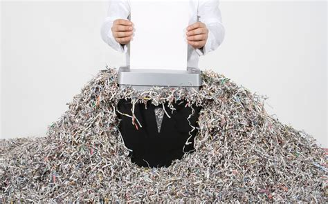 How To Make Shredded Paper - another frugal hack shredded paper