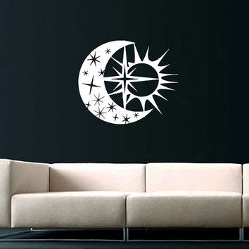 moon and stars bedroom decor best sun and moon home decor products on wanelo