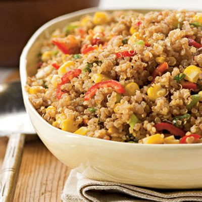 whole grains quinoa recipes 4 hearty whole grain recipes health