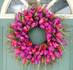 wreaths to make copy cat looks diy spring wreath