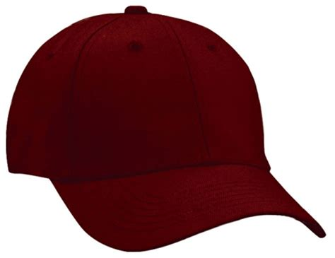 Baseball Cap Maroon custom baseball hats caps australia embroidered with customised logo