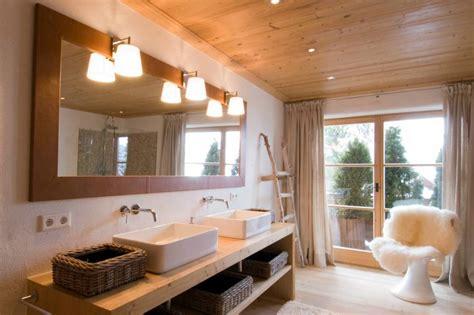 badezimmer chalet 7 tolle ideen f 252 r badezimmer mit holz