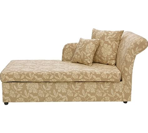 Buy Floral 2 Seater Fabric Chaise Longue Sofa Bed Chaise Longue Sofa Bed Uk