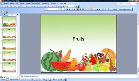 free powerpoint templates food and beverage free food and drink powerpoint templates