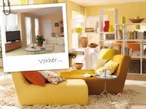 wohnen vorher nachher visavis wohnraum und essplatz vergleiche auf intouch