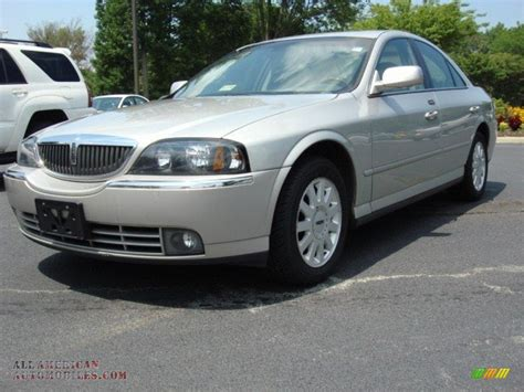 expensive ls for sale 2005 lincoln ls v6 luxury in silver birch metallic