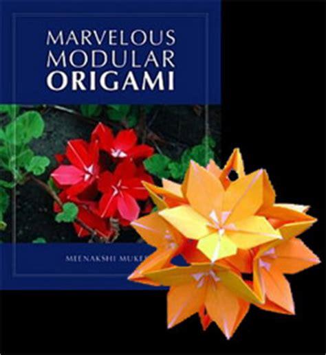Marvelous Modular Origami - origami