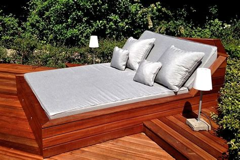 pool beds outdoor pool beds overview deck pinterest