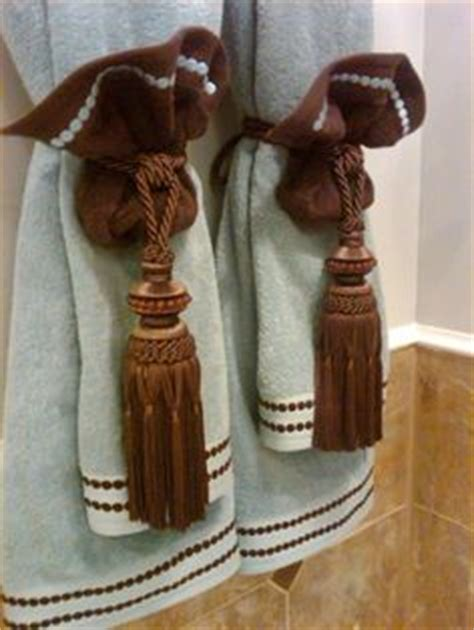 towel designs for the bathroom 1000 images about bathroom towel display on