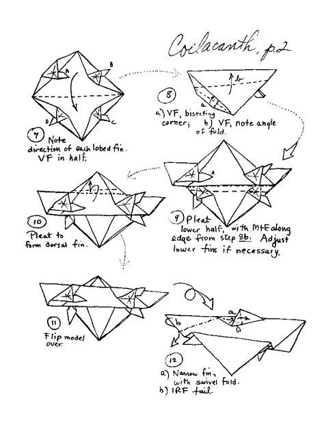The Great Origami Book Pdf - straightforward origami fish 2016