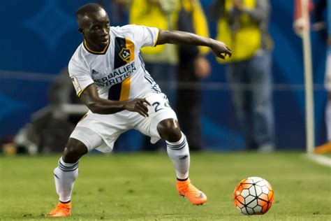 boateng la galaxy soccer news mls player of the week for boateng us