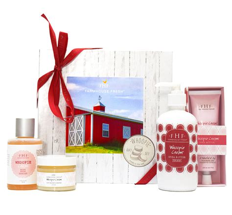 Gift Set whoopie deluxe boxed gift set