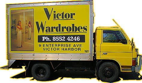 victor wardrobes