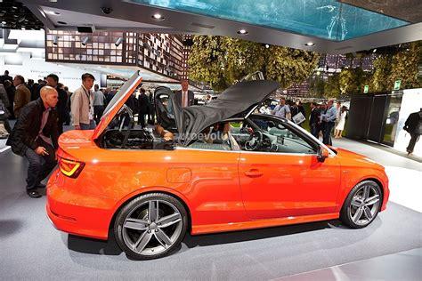 Audi A3 Cabrio Tuning by 2014 Audi A3 Cabriolet Frankfurt 2013 3 1 Jpg Car Tuning