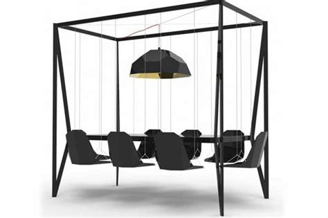 swinging table swinging dining experience with new duffy london s fun