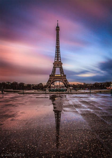 Eiffel In quot eiffel sunset quot by charly lataste on 500px eiffel tower