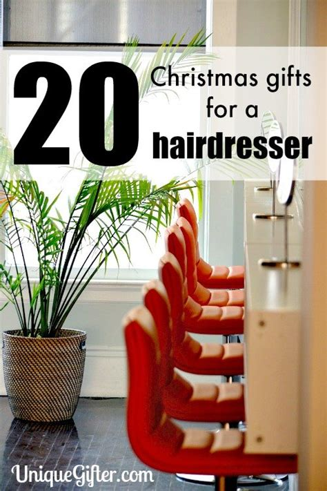 20 christmas gifts for a hairdresser unique gifter