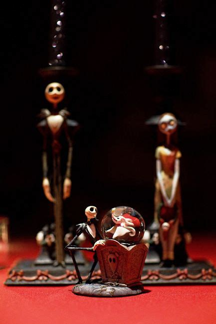 a frighteningly chic nightmare before christmas from