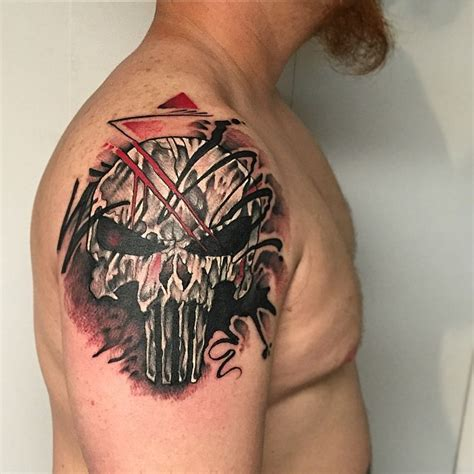 punisher skull tattoo designs punisher tattoos designs ideas and meaning tattoos for you
