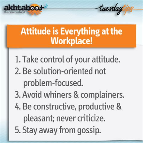 8 Tips On Maintaining A Attitude At Work by Attitude Quotes Workplace Quotes Quotes On Attitude Quotes