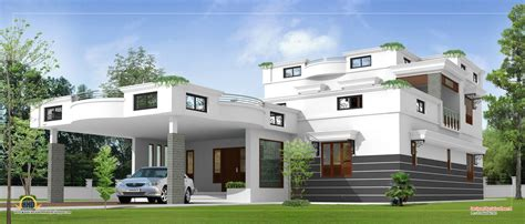 modern family house design january 2012 kerala home design and floor plans
