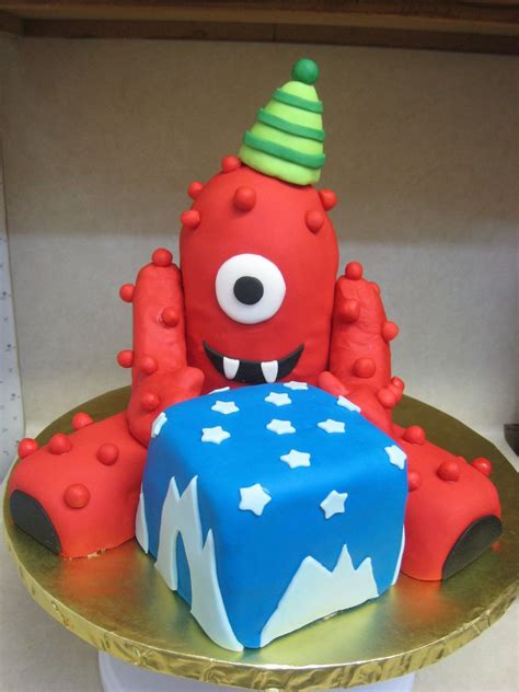 Gabba Gabba Gabba by Yo Gabba Gabba Muno Cake Cakecentral