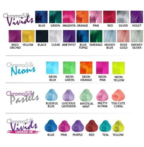 pravana color formulas pravana chromasilk vivids dye smokey silver