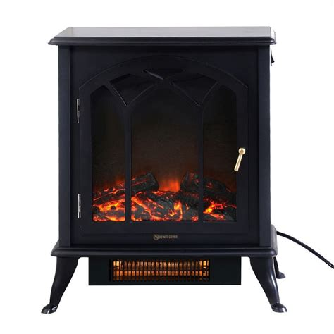 Free Standing Stove Fireplace by Free Standing 1500w Electric Fireplace Heater