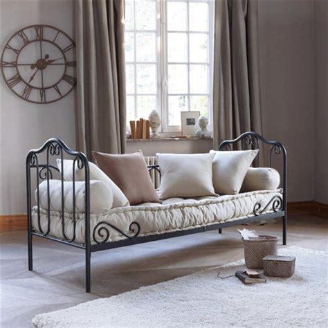 canapé lit ancien 17 meilleures id 233 es 224 propos de lits en fer anciens sur