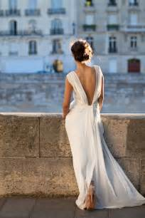 Backless Wedding Dresses All For Weddings Some Backless Wedding Dresses 1