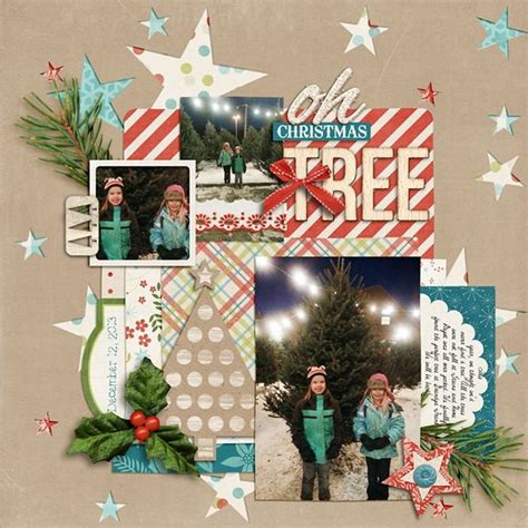 top 15 ideas about scrapbook christmas on pinterest